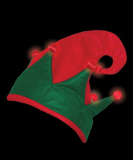 Supreme Toy & Party Light-Up Elf Hat | Zulily