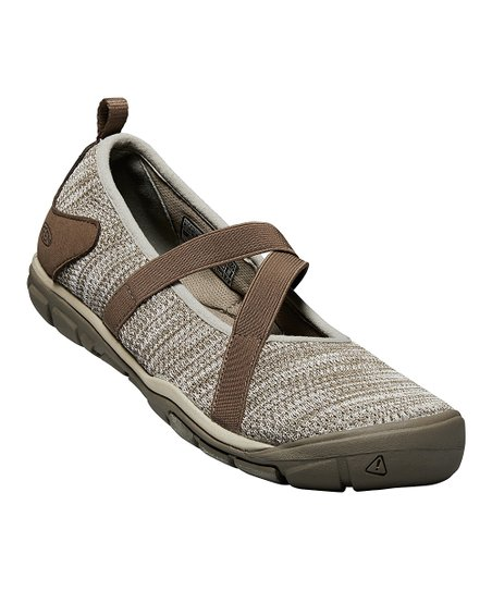 ce2a474b05e3 KEEN Brindle   Canteen Hush Knit Mary Jane - Women