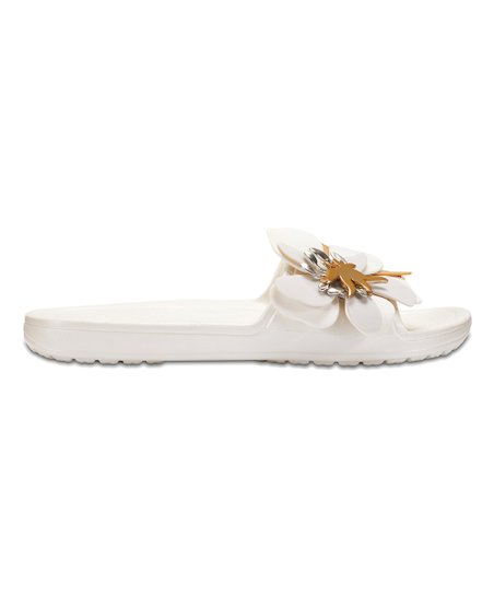 b927c49e049 love this product Oyster Sloane Botanical Floral Slide - Women