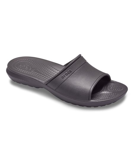 c601679a1622a3 love this product Slate Gray Classic Slide - Adult