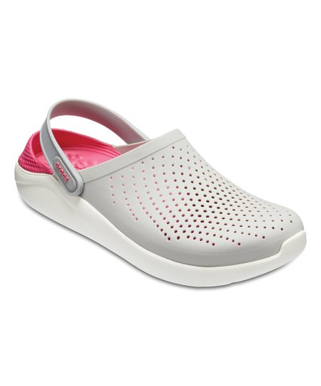 c7d6271b162d love this product Pearl   White LiteRide™ Clog - Adult