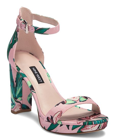 6aa3f2682db love this product Pink Floral Dempsey Sandal - Women
