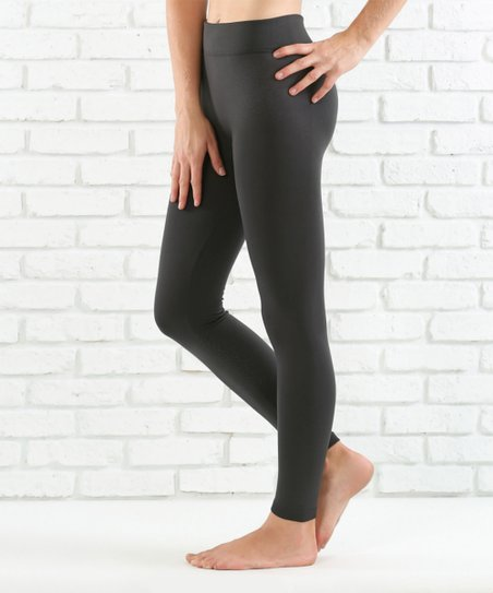 c6192101db Contagious Charcoal Gray Leggings - Women