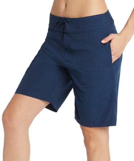 Swimwear Women 2chillies 9'' Navy Boardshorts TlcF1uK5J3
