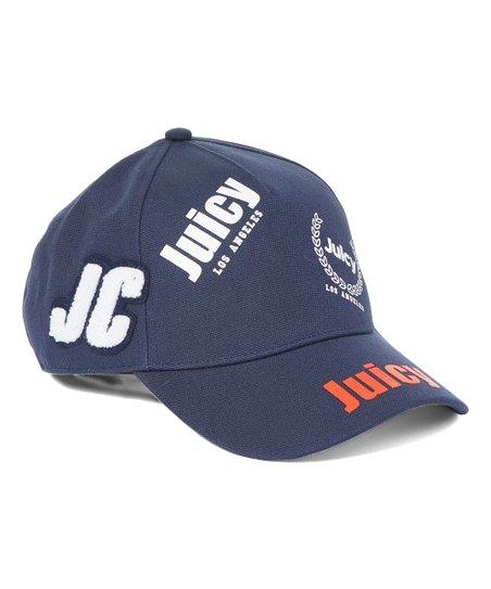 Juicy Couture Regal Logo Velour Baseball Cap  61119b500e9