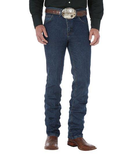 6e2f166f90b Wrangler Dark Cool Vantage Bootcut Jeans - Men | Zulily