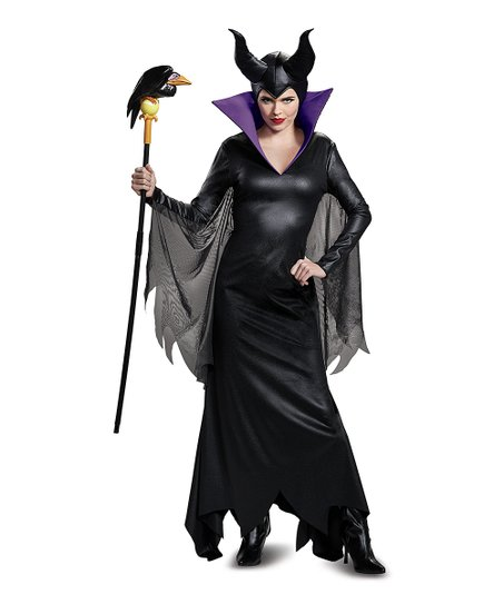 a05477cfd1f98 Disguise Descendants Maleficent Deluxe Costume Set - Women | Zulily