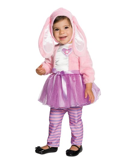 Rubies Pink Bunny Costume Toddler Zulily