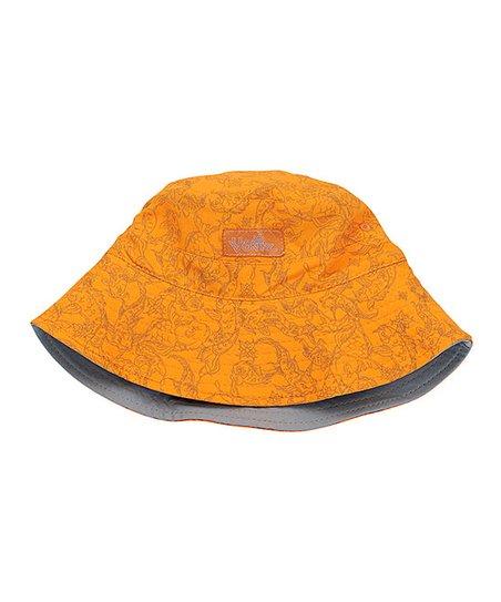 125ccc223585d love this product Orange Koi Adjustable Bucket Hat - Toddler   Boys