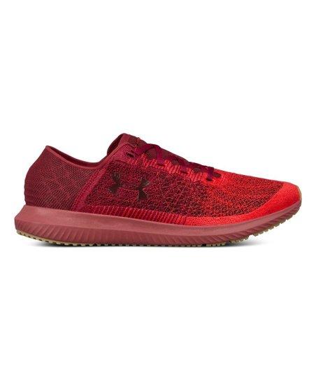 daab9c5652 Under Armour® Cardinal & Red UA Threadborne Blur Running Shoe - Men