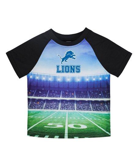 Gerber Childrenswear Detroit Lions Stadium Tee Toddler | Zulily