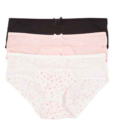 7b9ecf4e91 love this product Strawberry Cream   Coconut White Floral Hipster Set -  Women