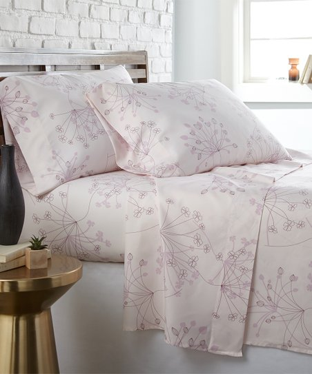 Love This Product Pastel Pink Flower Ultrasoft Sheet Set