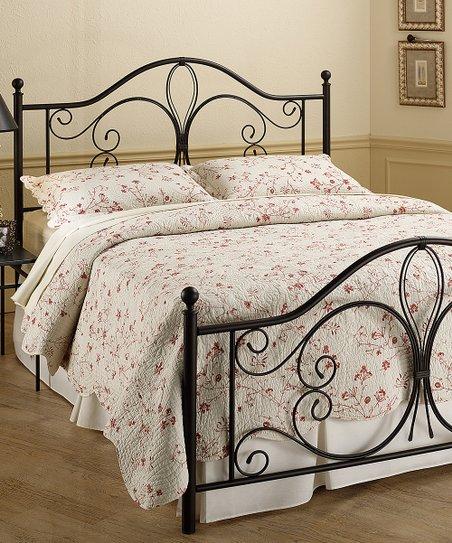 Antique Brown Milwaukee Bed Set Zulily