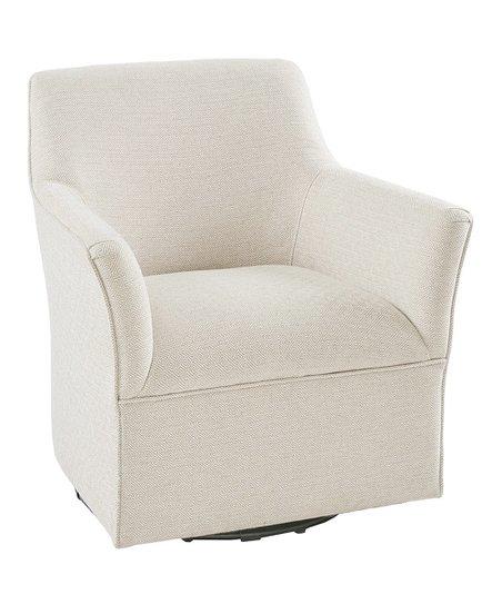 Cream Glider Chair