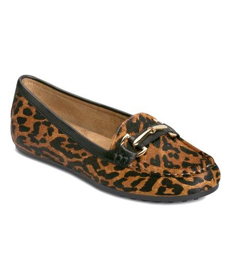 ee0134028bd Aerosoles Leopard Drive Along Loafer - Women