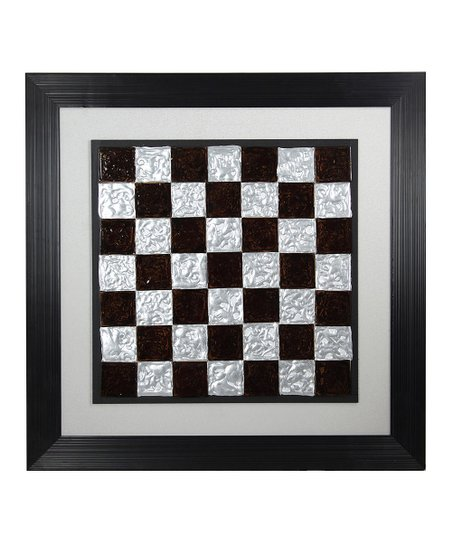 checkerboard wall art zulily