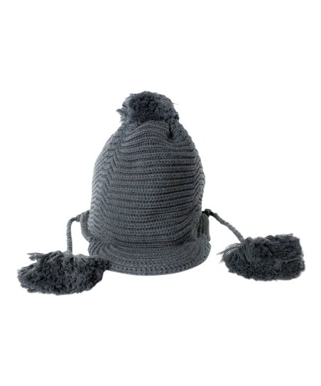1bf827ed27a8a love this product Gray Wool Knit Billed Hat