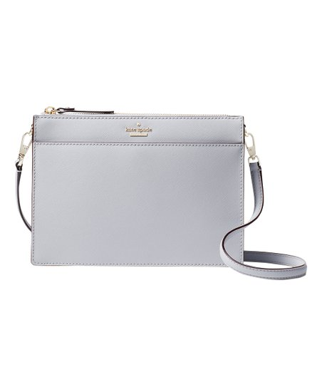 love this product Stony Blue Cameron Street Clarise Leather Crossbody Bag 7628ec6891fcd