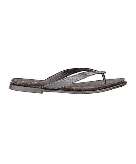 f5077bf26a61e6 Kenneth Cole Reaction Pewter Jeling Flip-Flop - Women