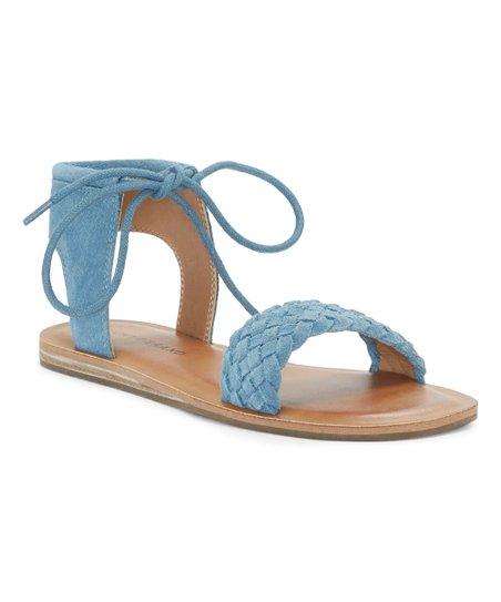 fdddefbb5b93 love this product Faded Denim Adannta Leather Sandal - Women