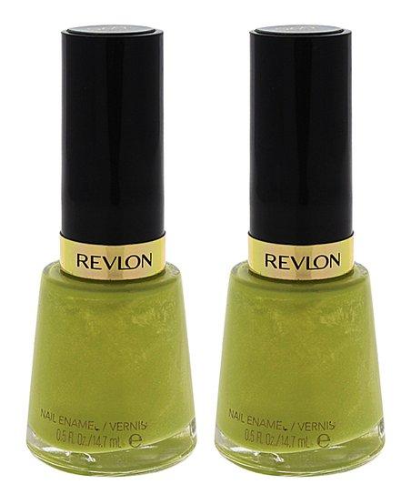 Revlon #560 Zealous Nail Polish - Set of Two | Zulily