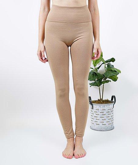 Nude Women In Leggings