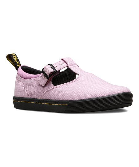 Dr. Martens Mallow Pink Winona Canvas