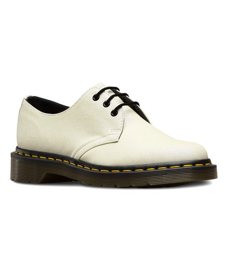 fa8b4a2bf668 love this product White 1461 Glitter Leather Oxford - Women