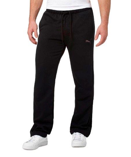 5bba696f3 PUMA Black Core Fleece Pants - Men