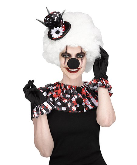 Love This Product Twisted Clown Instant Costume Set   Women