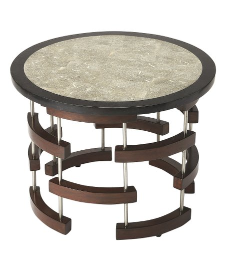Remarkable Abstract Bar Round Coffee Table Home Interior And Landscaping Pimpapssignezvosmurscom