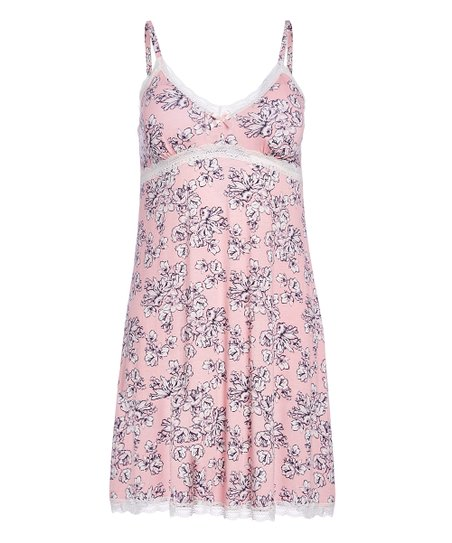 4d1594592f01 Marilyn Monroe Intimates Rose Floral Chemise - Women   Zulily