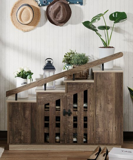 Love This Product Reclaimed Oak Stair Step Cabinet