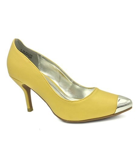 Bamboo Womens Deluxe Pointed Toe Stilettos