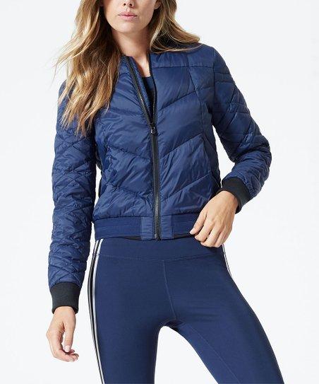 7158c09071 love this product Navy Sky Mila Jacket - Women