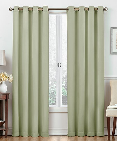 aa14dd3d54e7 love this product Sage Cambridge Blackout Hotel Curtain Panel - Set of Two