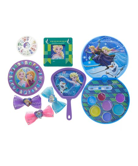 Townley Girl Frozen Cosmetic Accessories Set
