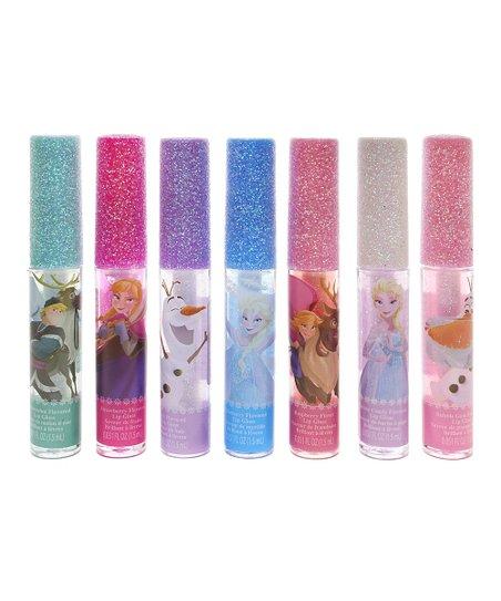 Townley Girl Frozen Lip Gloss - Set of Seven