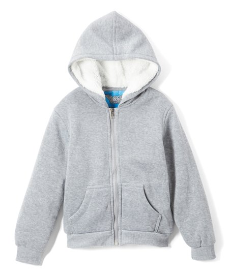 b8496655e56 love this product Heather Zip-Up Hoodie - Boys