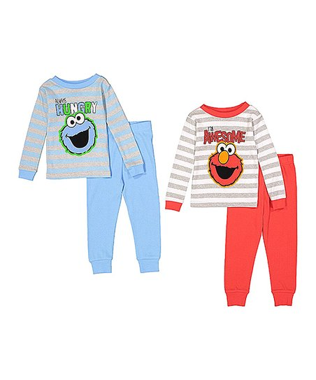 2f11131404 love this product Sesame Street Red Elmo Pajama Set - Infant