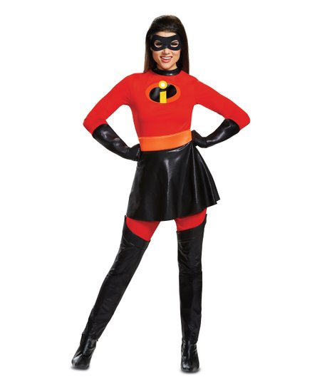 80975651 Disguise Incredibles 2 Mrs. Incredible Costume Set - Women | Zulily