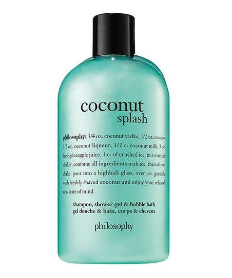 philosophy Coconut Splash 16-Oz  Shampoo, Shower Gel & Bubble Bath