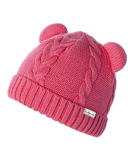 Millymook   Dozer Hot Pink Morgan Beanie  ac9dcf8f523