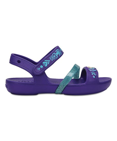 4620149aedba love this product Frozen™ Ultraviolet Anna™   Elsa™ Lina Sandal - Kids