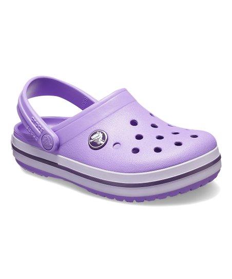 69fd5398fa558 love this product Purple Crocband™ Clog - Kids