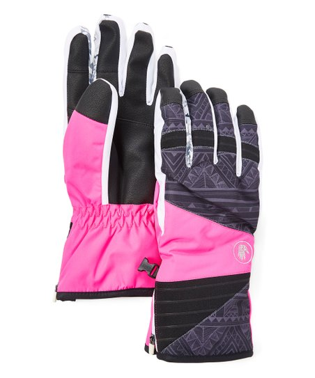 love this product Pink Snow Glove - Women 1175681647