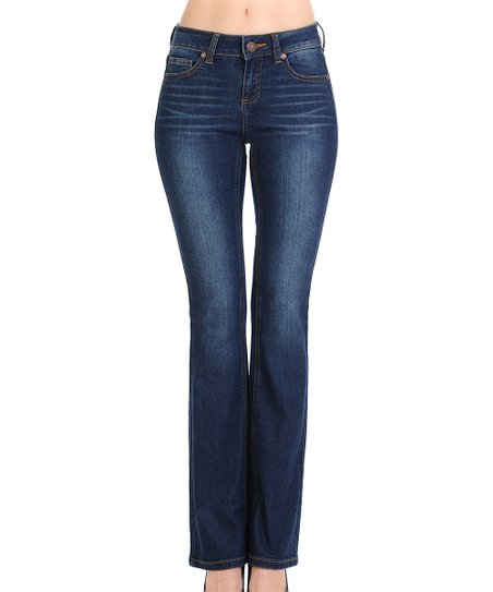 c3532382 love this product Light Mid-Rise Bootcut Jeans - Women & Juniors
