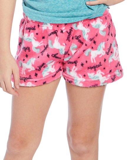 pajama shorts girls