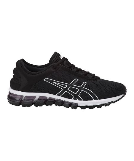 41e7aa121c ASICS Black   White GEL-Quantum 180 3 Running Shoe - Women